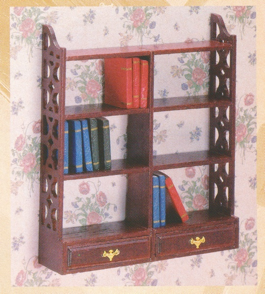 Catalog image of Chippendale Hanging Shelf